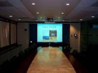 Audio Visual Boardroom Technology