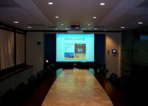 Audio Visual Boardroom Technology