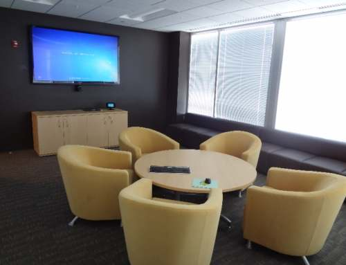 Web Conferencing Meeting Room